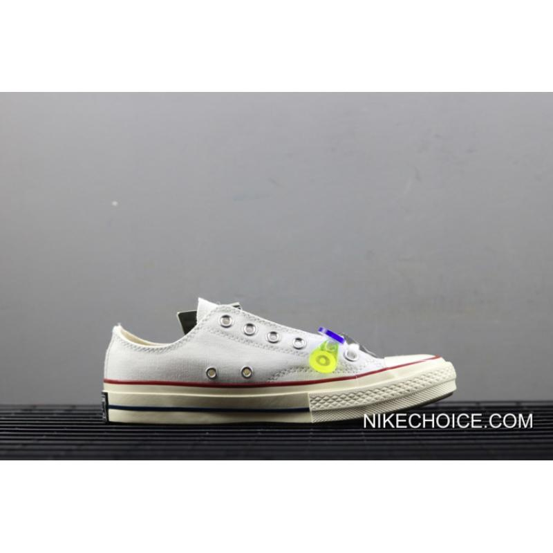336321406ab ... Women Men New Style Converse X Corso Como Seoul Chuck 70 Low White ...