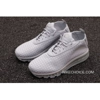Latest Men Nike Air Max Woven Boot Running Shoe SKU:159203-269